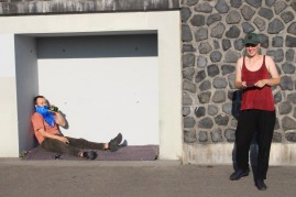 Izabela Sitarska GATE art zone 18.07.17