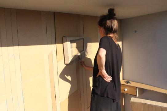 Martyna Hadyńska GATE art zone 18.07.17