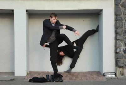 Arthur Stashak & Cassandra Martin Gate art zone III 15.09.17 d