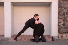 Arthur Stashak & Cassandra Martin Gate art zone III 15.09.17 e