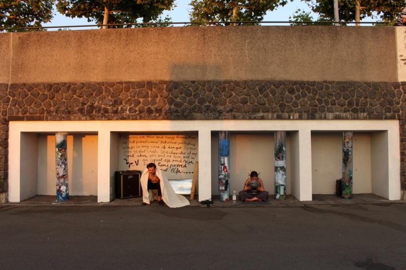 GATE art zone 6