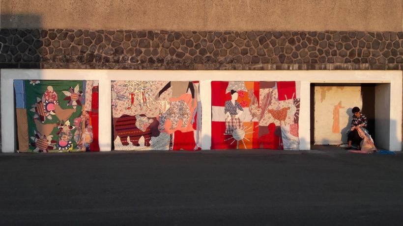 GATE art zone 10 Malgorzata Mirga Tas Angelika Fojtuch (1)s